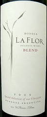 La Flor Blend