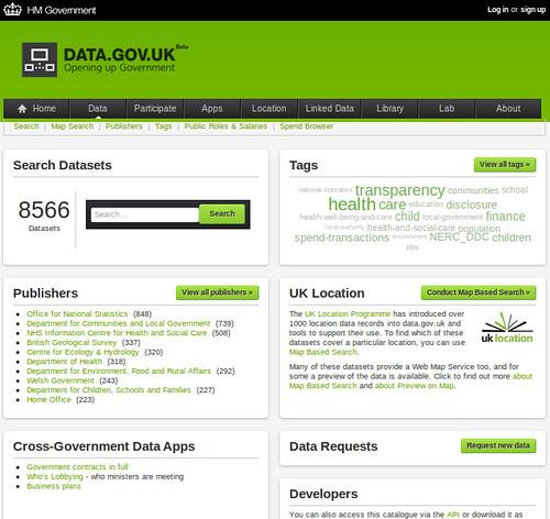 [IMG: new DGU site]