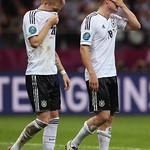 Marco Reus And Toni Kroos Italy 2 1 Germany Euro 2012