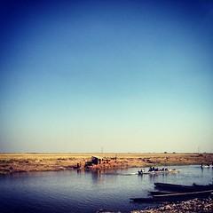 Haven van Mongu.