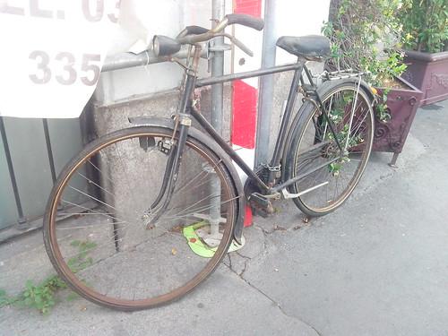 La bicicletta di tempo by durishti