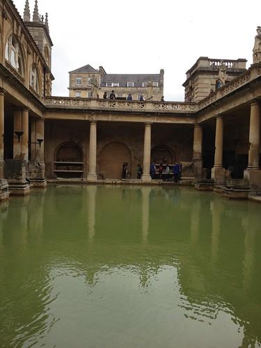 Bath: termas romanas