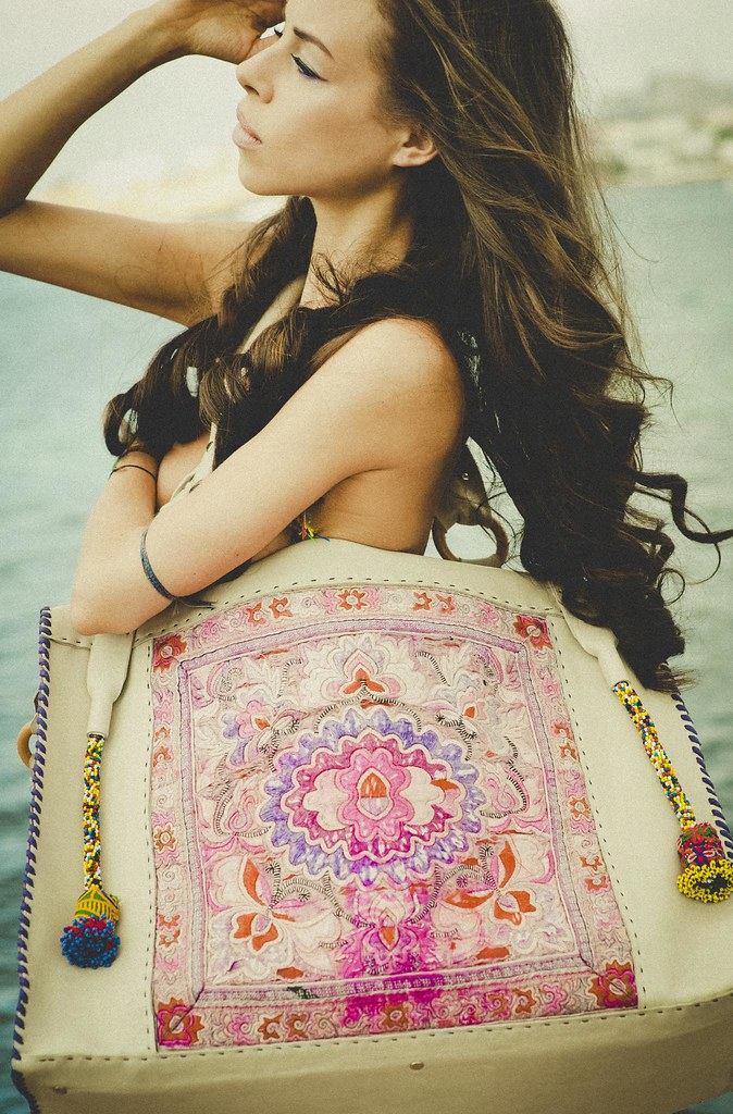 Peace, love and hippy handbags...