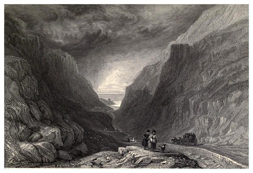 018- Paso de LLanbris-Wanderings and excursions in North Wales (1853)- Thomas Roscoe