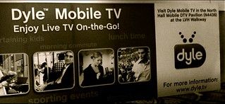 Dyle Mobile TV