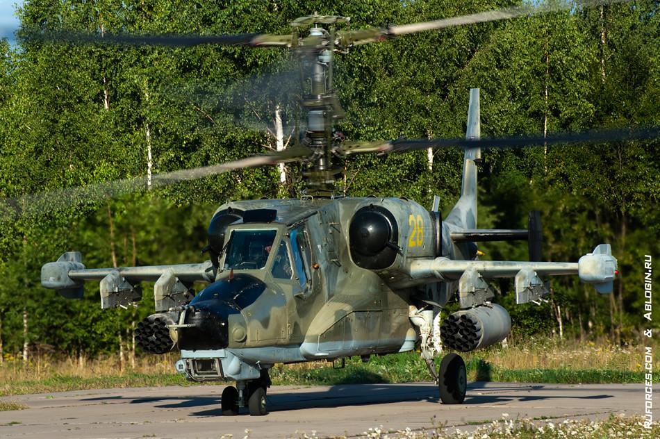 Military photo blog - Ка-50