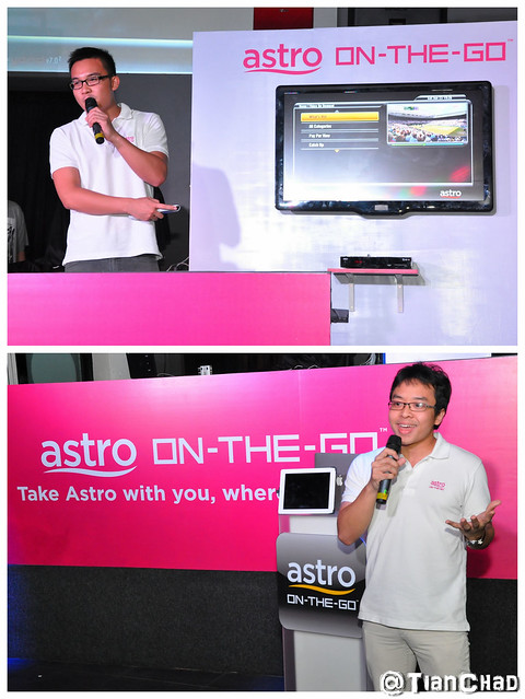 Astro On-The-Go Launch Bloggers Pool Party
