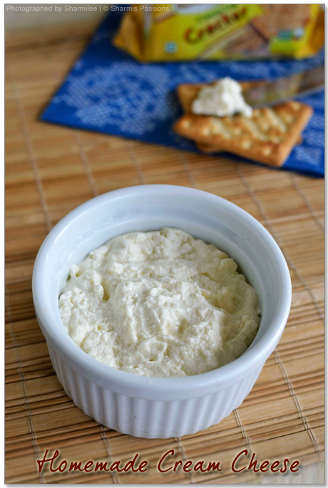 How to make cream cheese