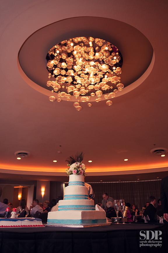Crowne Plaza Kansas City wedding reception