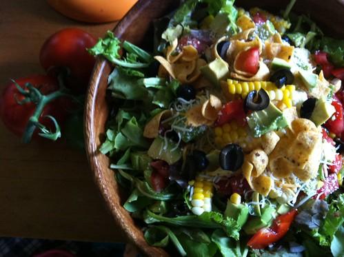Week 4 Frito salad