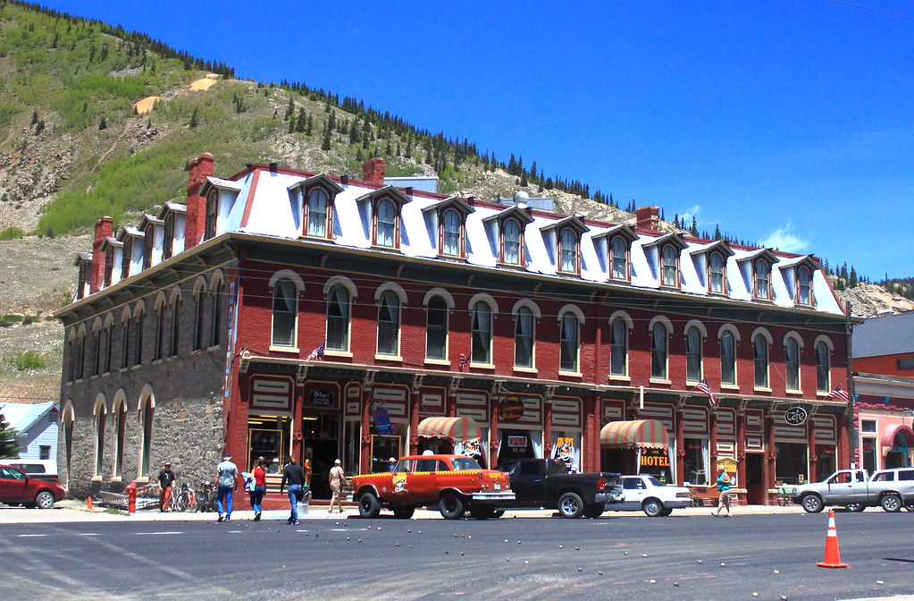 Grand Imperial Hotel 1882 Downdown Silverton Colorado Flickr