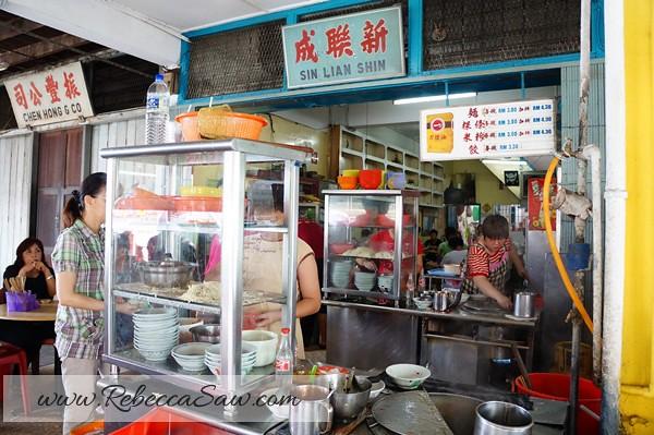sin lian shin - kolo mee, kuching-002