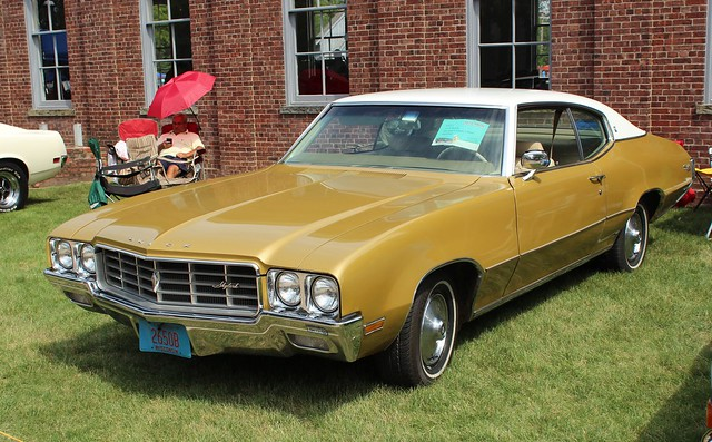 1970 Buick Skylark Custom 2 door hardtop | Flickr - Photo Sharing!