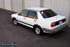 '89 VW Jetta GL
