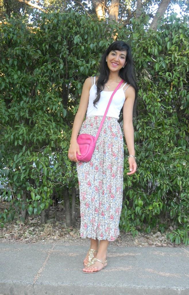 Floral Maxi Skirt_3