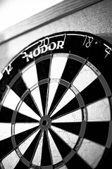 dartboard, symmetry, indoor games and sports, sports, monochrome photography, games, darts, circle, monochrome, black-and-white,