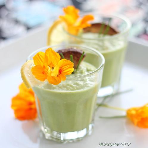gazpacho zucchine