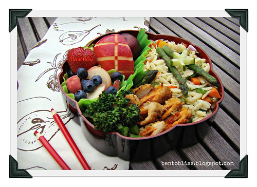 Meatless Friday Toscana Bento