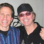 Thu, 19/07/2012 - 5:08pm - Dion with WFUV's Dennis Elsas in 2006.