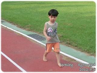 120701-跑完二百公尺