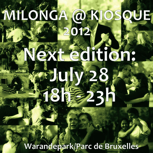 Milonga @ Kiosque 2012 #2
