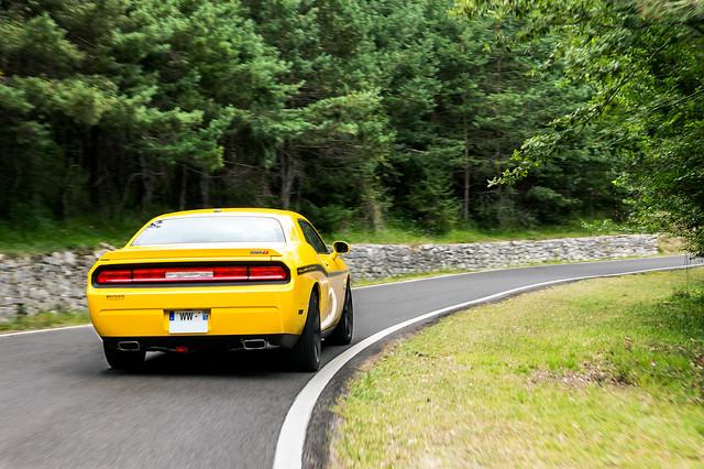 Dodge Challenger SRT8 Yellow Jacket - Club ASA -