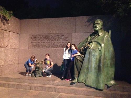 NSLC INTL - Washington at Night