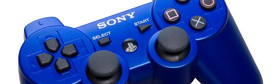 DualShock 3 Metallic Blue
