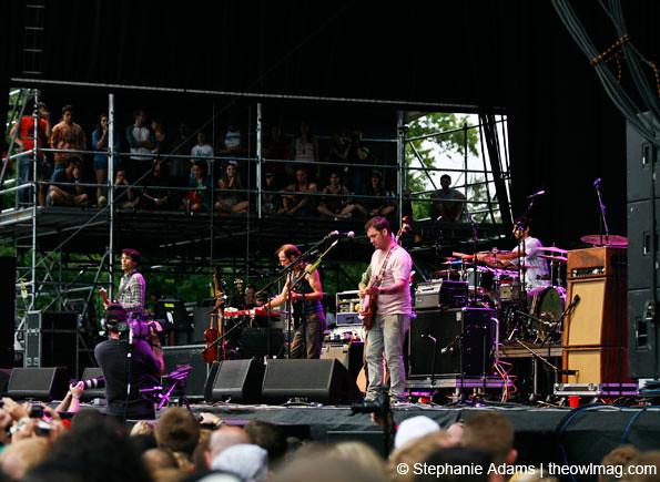 Modest Mouse @ Firefly Music Festival, Dover, DE 7/2012