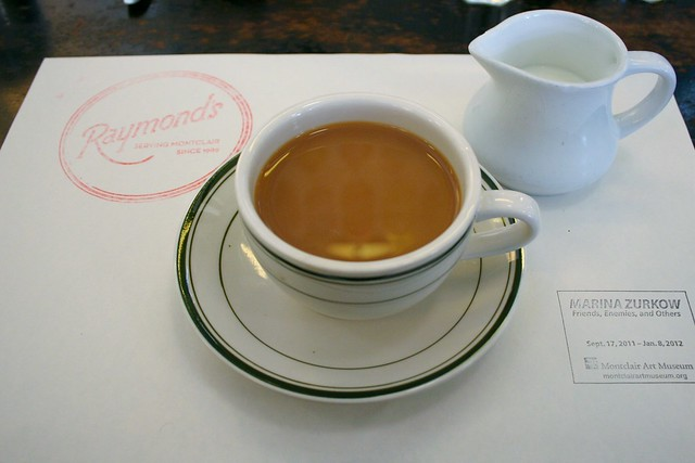 The First Cuppa At Raymond's Montclair #coffee