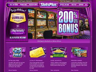 Slots Plus Casino Home