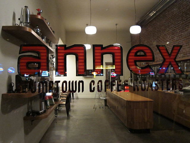 Stumptown Coffee Roasters Annex