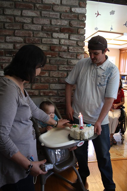 Vincent's First Birthday Party