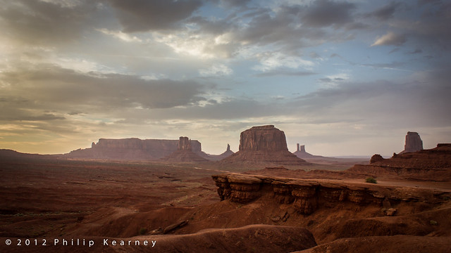 John Ford's Point, Monument Valley