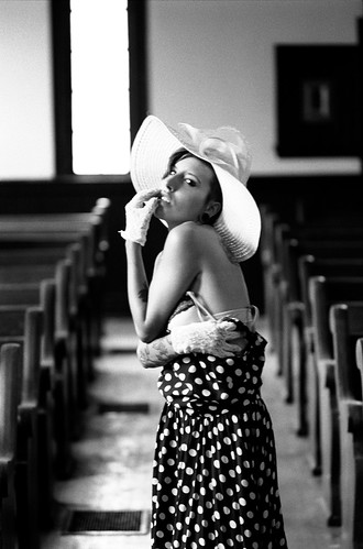 Emily Loren - Church Lady