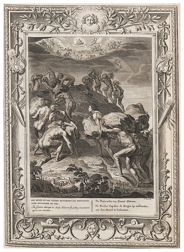 001- Neueröffneter Musen-Tempel…1754-Bernard Picart-© UniversitättBibliotheK Heidelberg
