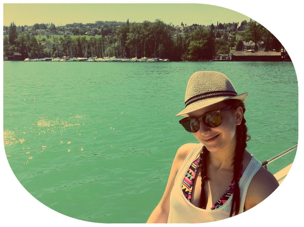 me on lake