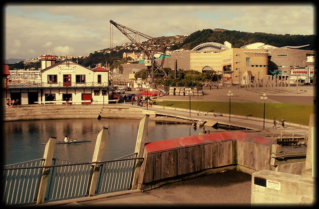Museu Te Papa - Wellington - NZ