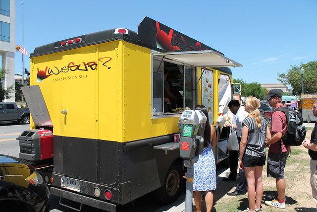 Maryland Food Trucks Fire Inspection