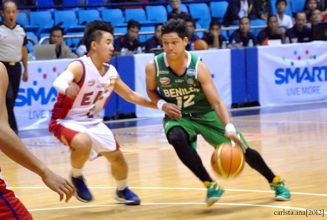 NCAA Season 88 EAC Generals Vs. CSB Blazers Aug 4 | Flickr - Photo Sharing!