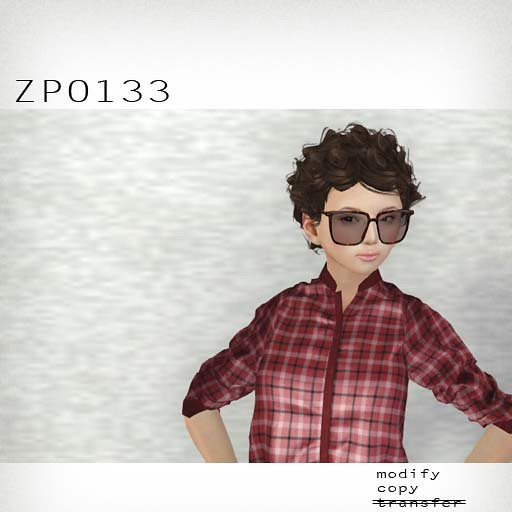 booN ZPO133 hair