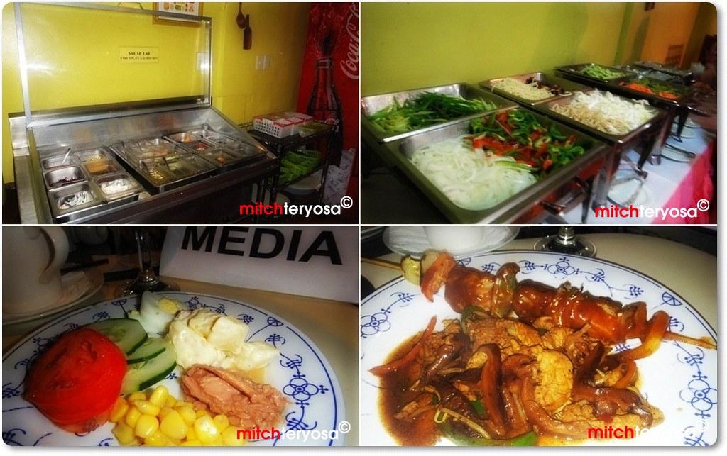 Mongolian and Kebab BBQ