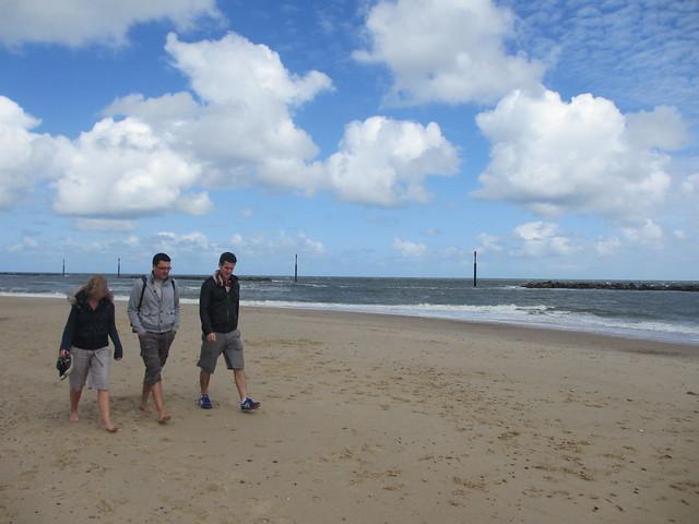 Waxham beach