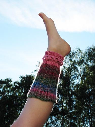 Beniga leg warmers