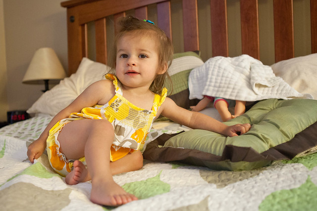 toddler bed time routine