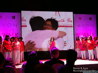 AVON Let's Walk the Talk16