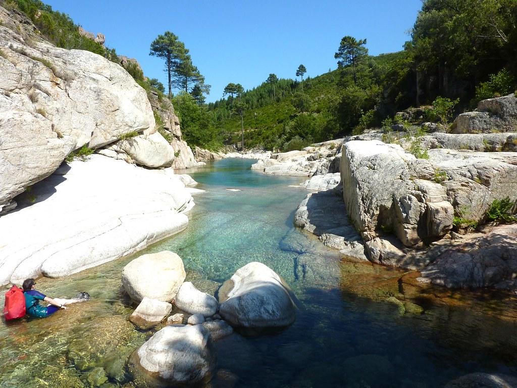 Encore le ruisseau de sainte lucie blog corse sauvage - Les jardins de sainte lucie ...