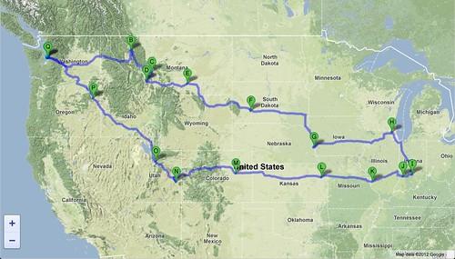 Road Trip 2012