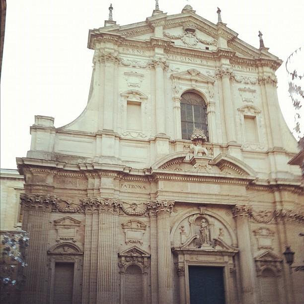 E arrivammo fino a #Lecce
