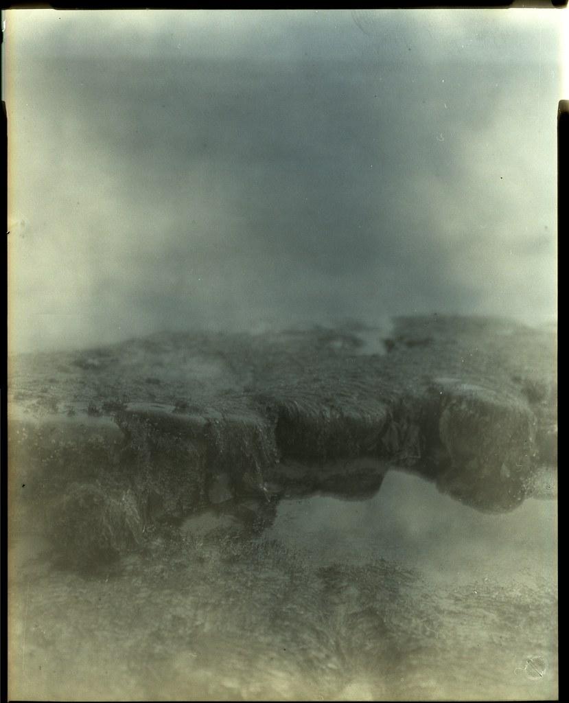 Water by Rocks
